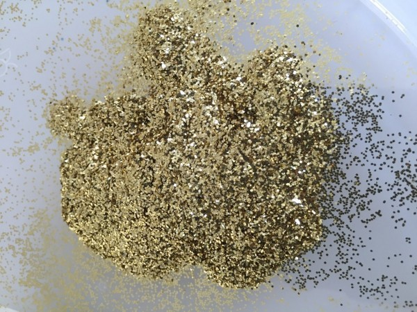 Dekochips 100g Gold Metallic